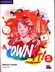 Own It! 2 Project Book, Cupit Simon