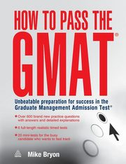 How to Pass the GMAT, Bryon Mike