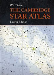 The Cambridge Star Atlas, Tirion, Wil