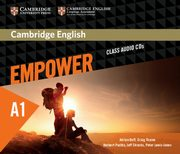 Cambridge English Empower Starter Class Audio CD, Doff Adrian, Thaine Craig, Puchta Herbert