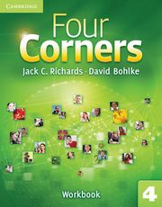 Four Corners 4 Workbook, Richards Jack C., Bohlke David