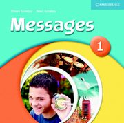 Messages 1 Class Audio 2CD, Goodey Diana, Goodey Noel