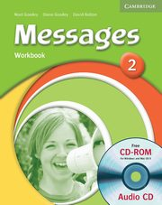 Messages 2 Workbook +CD, Goodey Diana, Goodey Noel, Bolton David