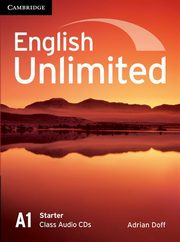 English Unlimited Starter Class Audio 2CD, Doff Adrian