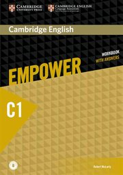 Cambridge English Empower Advanced Workbook with answers, McLarty Rob