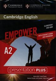 Cambridge English Empower Elementary Presentation Plus (with Student's Book and Workbook), Puchta Herbert, Stranks Jeff, Lewis-Jones Peter, Doff Adrian, Thaine Craig