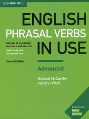 English Phrasal Verbs in Use Advanced,