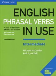 English Phrasal Verbs in Use Intermediate,