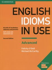English Idioms in Use Advanced,