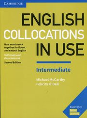 English Collocations in Use Intermediate,