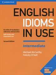 English Idioms in Use Intermediate,