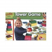 Carotina Baby Tower Game,