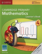Cambridge Primary Mathematics Learner?s Book 4, Low Emma