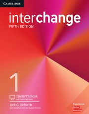 Interchange 1 Student's Book with Online Self-Study, Richards Jack C., Hull Jonathan, Proctor Susan