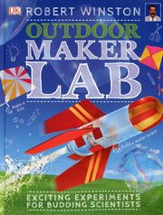 Outdoor Maker Lab, Winston Robert